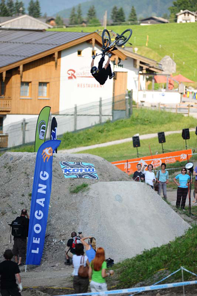 26TRIX Contest beim Out of Bounds Festival.  Foto: Norbert Szasz
