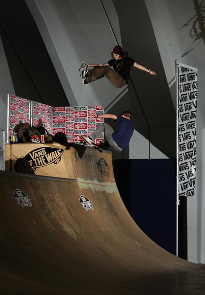 Skate-Action beim Wängl Tängl Foto: Mic Dragaschnig
