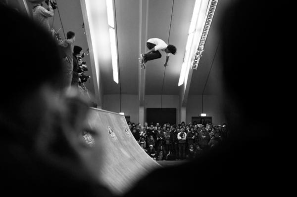 Chris Pfanner beim Wängl Tängl.  Foto: Christian Boehm
