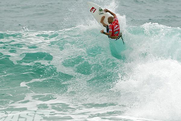 Surf-Legende Kelly Slater.  Foto: ASP Cestari