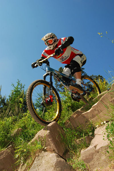 Bikepark Bad Wildbad.  Foto: Radsportakademie