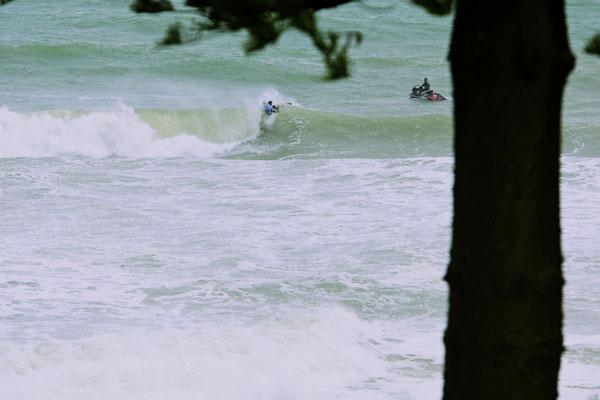 Cold Water Classic Serie 2011 in Gisborne, Neuseeland.  Foto: O'Neill/Bernhard Ritzer