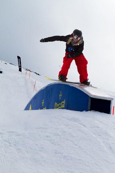 Oberland Open 2011  Snowpark Fiss Ladis.  Foto: Moritz Orgler