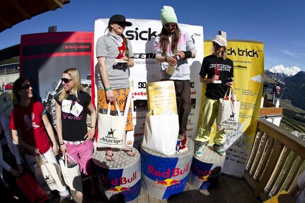 Sick Trick Tour Weekend 2011.  Foto: Roland Haschka/ QParks