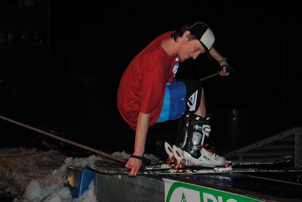 Jib-Session im Skatepark Wolfsberg.  Foto: Veranstalter