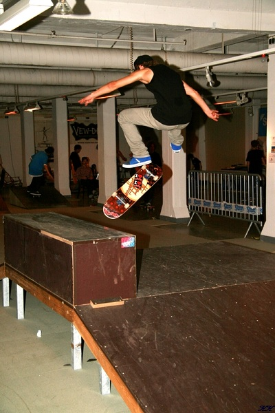 Skateaction beim Surffestival in Hamburg. Foto: HHonolulu Events