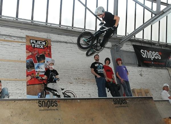 Rookie Jam in Köln.  Foto: Veranstalter
