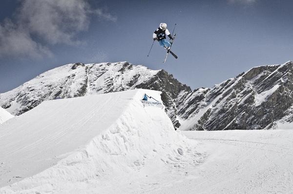 Ride On 2011 im Central Snowpark Kitzsteinhorn.  Foto: Ausweger Daniel/ QParks