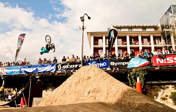 Riva Del Garda Bike Festival 2011.  Foto: Julian Schiemann