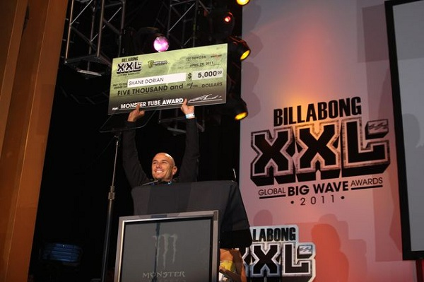 Billabong XXL Global Big Wave Awards 2011 in Los Angeles.  Foto: BillabongXXL.com