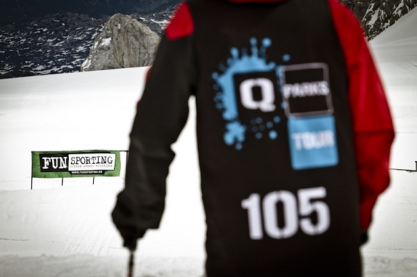 QParks Tour Finale Horsefeathers Superpark Dachstein 2011.  Foto: Roland Haschka/ QParks