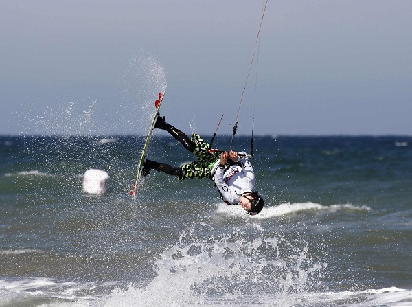 Kitesurf-Trophy 2011 in Dahme.  Foto: Brand Guides