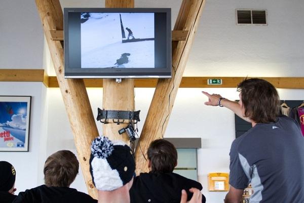freeskiers.net Spring Weekend 2011.  Foto: Hans-Martin Kudlinski