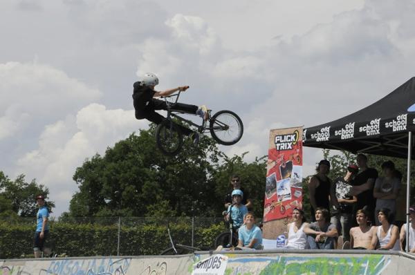 Rookie Jam 2011 in Stuttgart.  Foto: Veranstalter