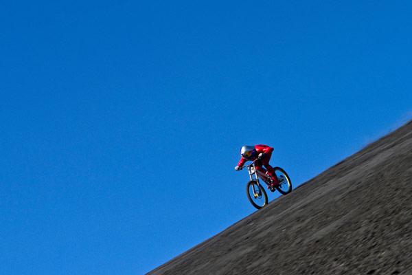 Markus Stöckl stellt neuen Weltrekord auf.  Foto: Andreas Ehrensberger für Global-Newsroom.com
