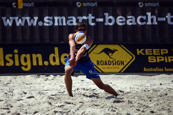 smart beach tour 2011 auf Norderney.  Foto: Veranstalter