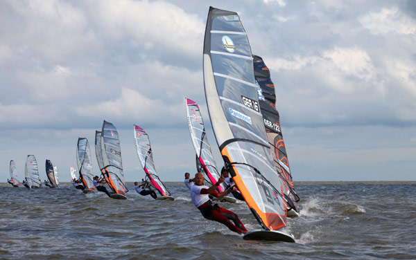 Panasonic Windsurf Cup.  Foto: Stevie Bootz