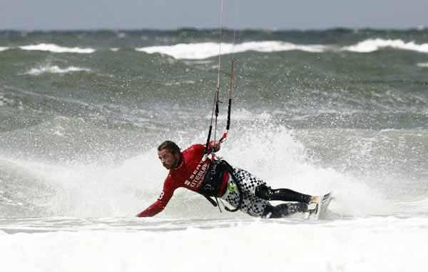 Kitesurf World Cup Sylt 2010.  Foto: Funsporting.de