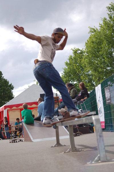 WE-Cup 2011 in Bad Zwischenahn.  Foto: Veranstalter