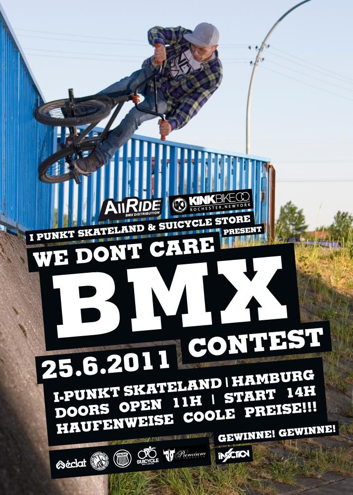 BMX Contest Hamburg.  Foto: BMX Contest Hamburg