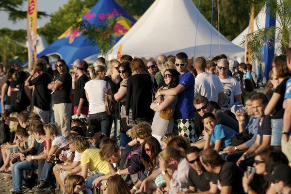 Wake+Jam Festival 2011.  Foto: Sandra Blaser