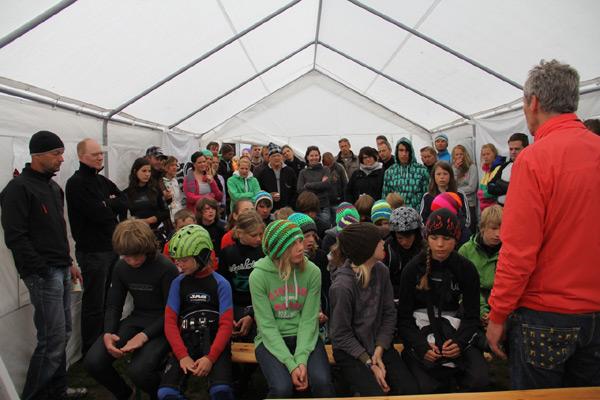 SGS Kids Camp 2011.  Foto: Veranstalter