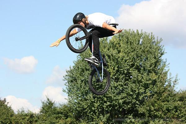 Village Bike Ride 2010.  Foto: Manuel Hofrichter