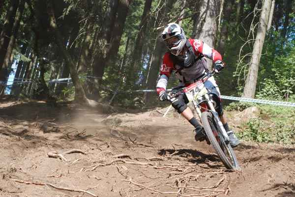 iXS German Downhill Cup 2011 in Winterberg.  Foto: manu.bechert@freestyleyourlife.com