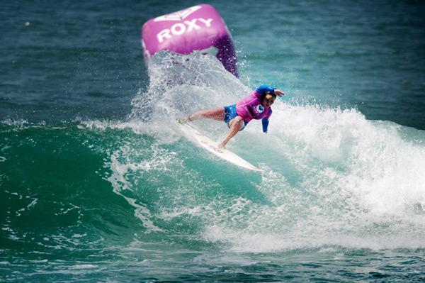 Roxy Pro 2011 in Biarritz.  Foto: Roxy