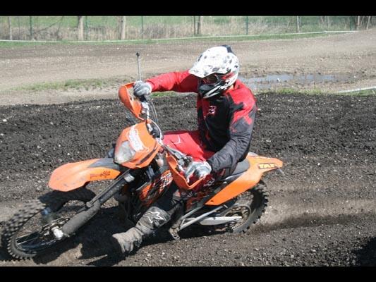Rider Daniel Meindl. Foto: Some Random Guy