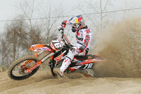 Rider: Pascal Rauchenecker.  Foto:Rolf Verhagen