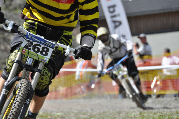 iXS Rookies Cup in Steinach 2011.  Foto: Racement
