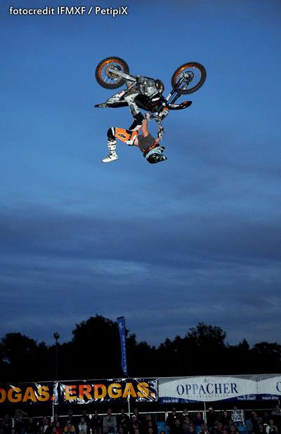 Hannes Ackermann.  Foto: IFMXF/ Petipix