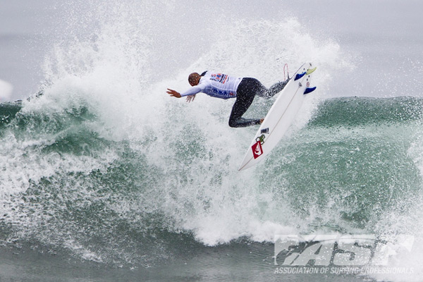 Kelly Slater in Action.  Foto: ASP Rowland