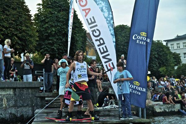 Corona Wakeboard Cup 2011: Erfolgreicher Auftakt-Event in Gmunden.  Foto: Thomas Höll