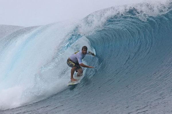 Billabong Pro Tahiti 2011.  Foto: www.billabongpro.com