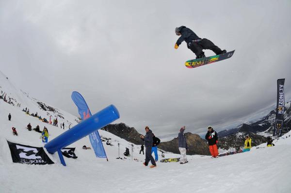 ark Opening 2011: Hintertux eröffnet die Wintersaison.  Foto: Markus Deutinger