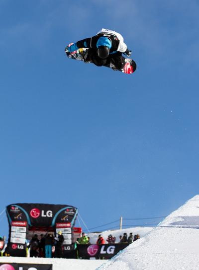 Janne Korpi in Action.  Foto: Oliver Kraus