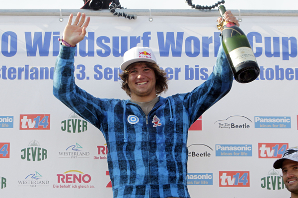 Windsurf World Cup Sylt 2011: Neuer Waveriding-Weltmeister!.  Fotos: Marcel Hilger