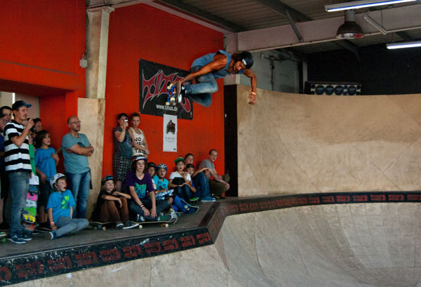 Wicked Woods Streetboard Contest Wuppertal 2011: Streetboarding im internationalen Stil.  Fotos: streetboarding-berlin.com