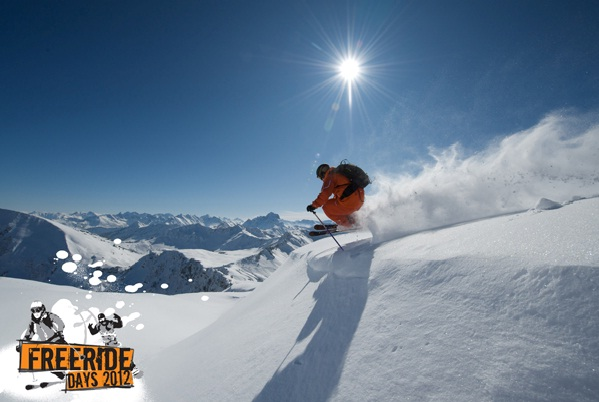Freeride Days 2012 Foto: freeride-college.com