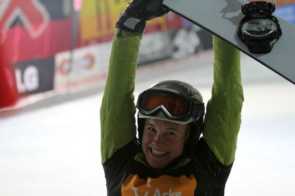 Snowboard FIS Weltcup Landgraaf 2011.  Foto: FIS/Oliver Kraus
