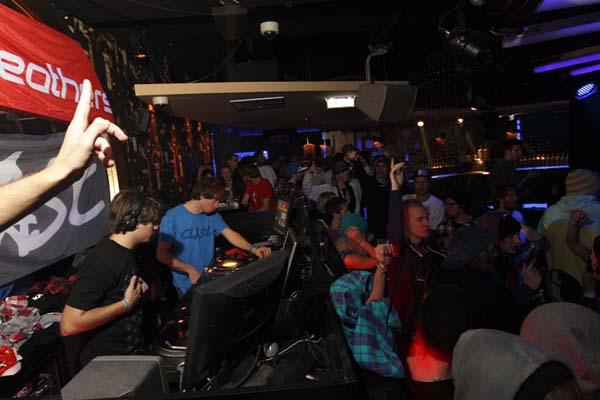 Pleasure Jam 2011.  Foto: Paco