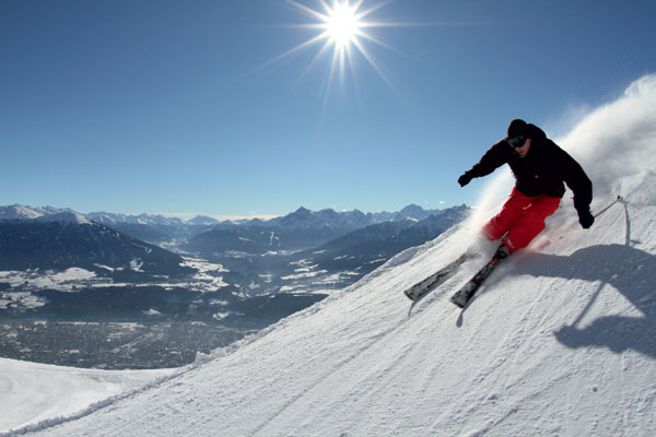 Olympische Jugendwinterspiele in Innsbruck.  Foto: Innsbruck Tourismus