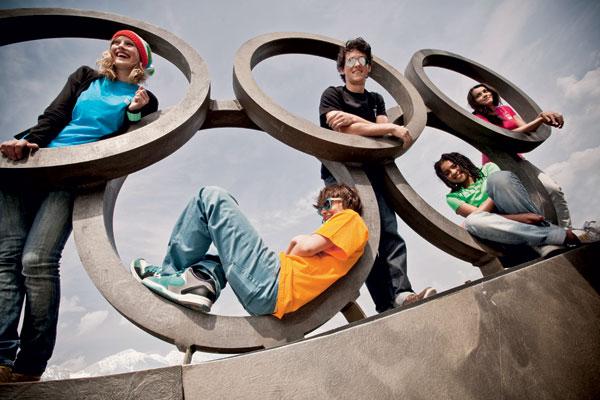 Olympische Jugendwinterspiele in Innsbruck.  Foto: Innsbruck 2012