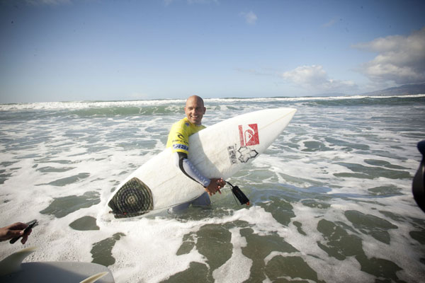 Kelly Slater ASP World Weltmeisterschaft San Francisco.  Foto: Steve Sherman