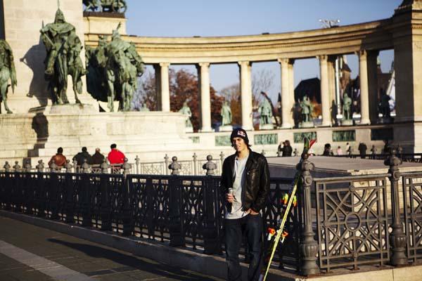 Budapest Fridge 2011.  Foto: Louis Garnier