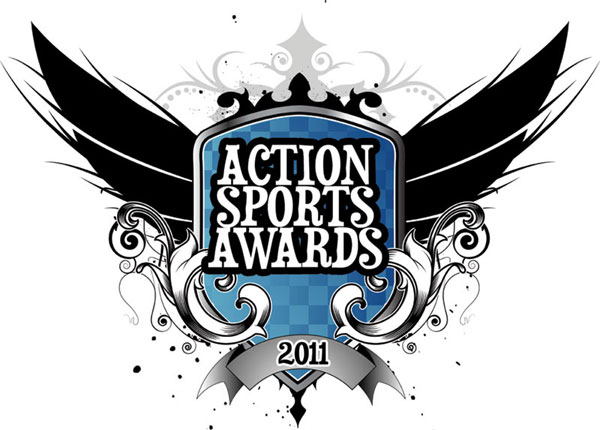 Action Sports Awards 2011.  Foto: FUNSPORTING