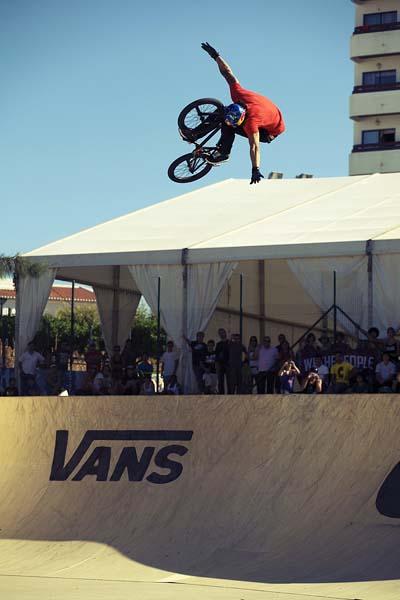 Rebell Jam 2010.  Foto: Vincent Perraud