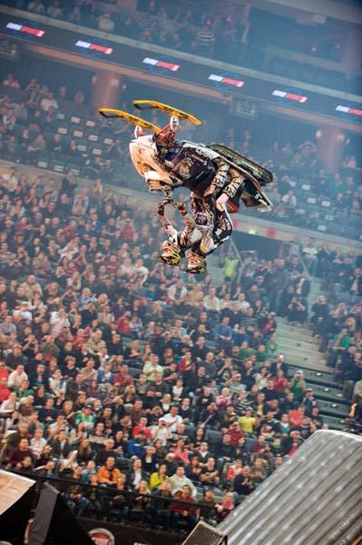 FMX Gladiator Games 2011 Prag.  Foto: www.fmxgladiatorgames.com